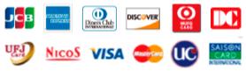 各種クレジットカードの画像