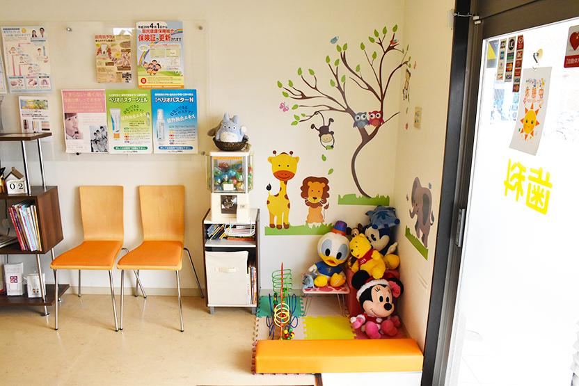 子供用スペース